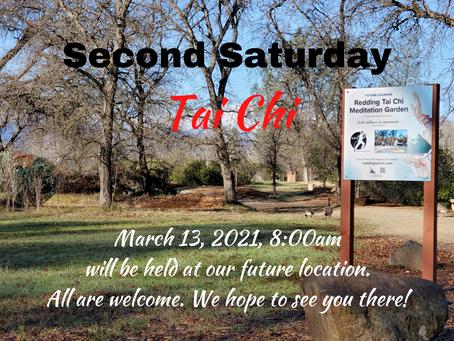 Second Saturday Tai Chi at the McConnell Arboretum