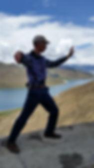 Gangbala Pass, Tibet (June 30, 2017). Elevation 16,327 ft