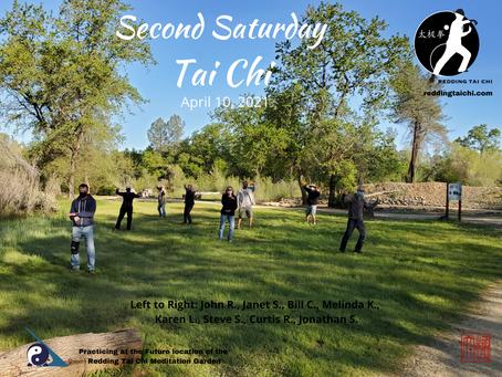 Second Saturday Tai Chi Practice