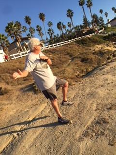 Mike Fletcher in San Diego