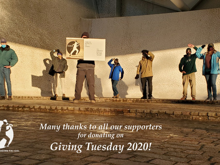 Thank You for your generosity on Giving Tuesday!