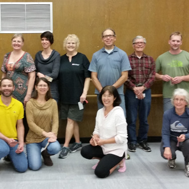 Oct - Dec 2017 Shasta College Tai Chi