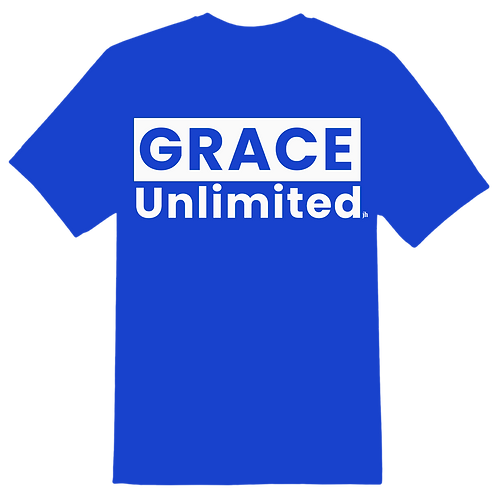 """""""Grace Unlimited"""" T-Shirt"""