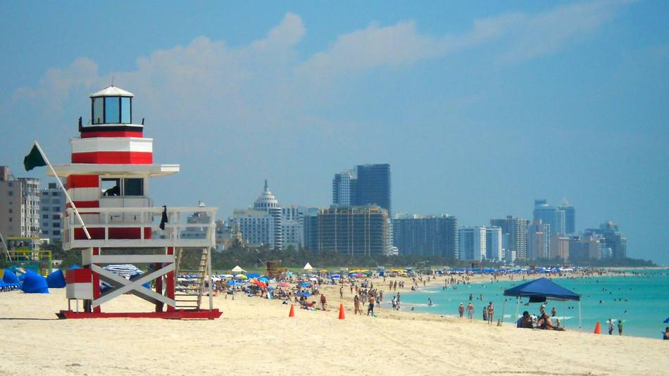 Feel the Miami heat.