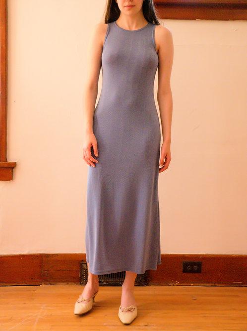Periwinkle Maxi Dress(4-6)