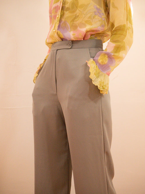 Pistachio Trousers (4-6)