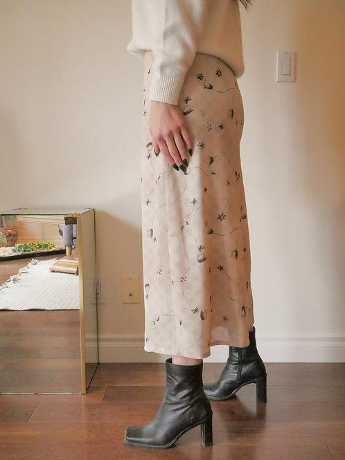 Oat Floral Skirt (6)