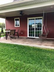 Back Porch Cabin 3-Grappler