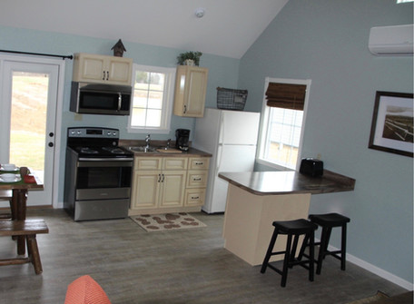 Kitchen of Loft