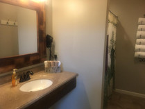 Loft main bathroom