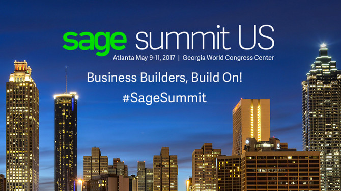 Sage Summit 2017 Atlanta – Facebook Live Video Schedule