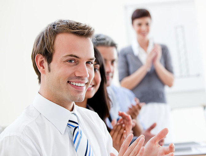 Recognizing Employees Improves Employee Productivity