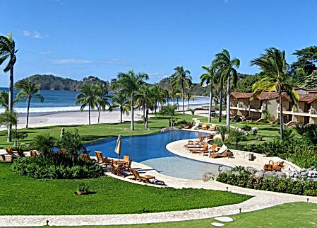 Palms villas playa flamingo vacation ren
