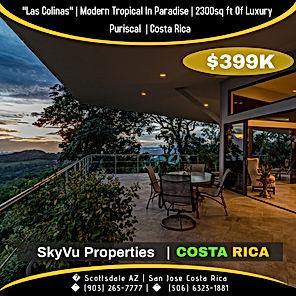 SkyVu Properties real estate  Escazu