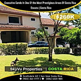 SkyVu Properties Escazu Condo Real Estat