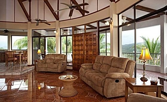 luxury vacation rentals Playa Flamingo c