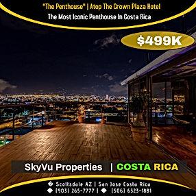 Penthouse san jose real estate