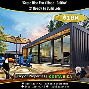 Costa Rica Real Estate golfito