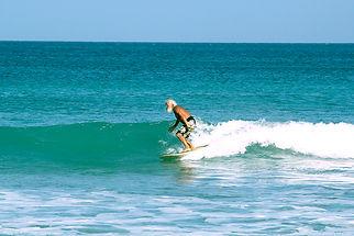 Playa Langosta Surf tamarindo beach rentals
