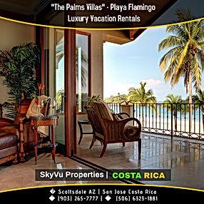 The Palms Villas playa flamingo costa ri