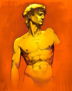 David colours