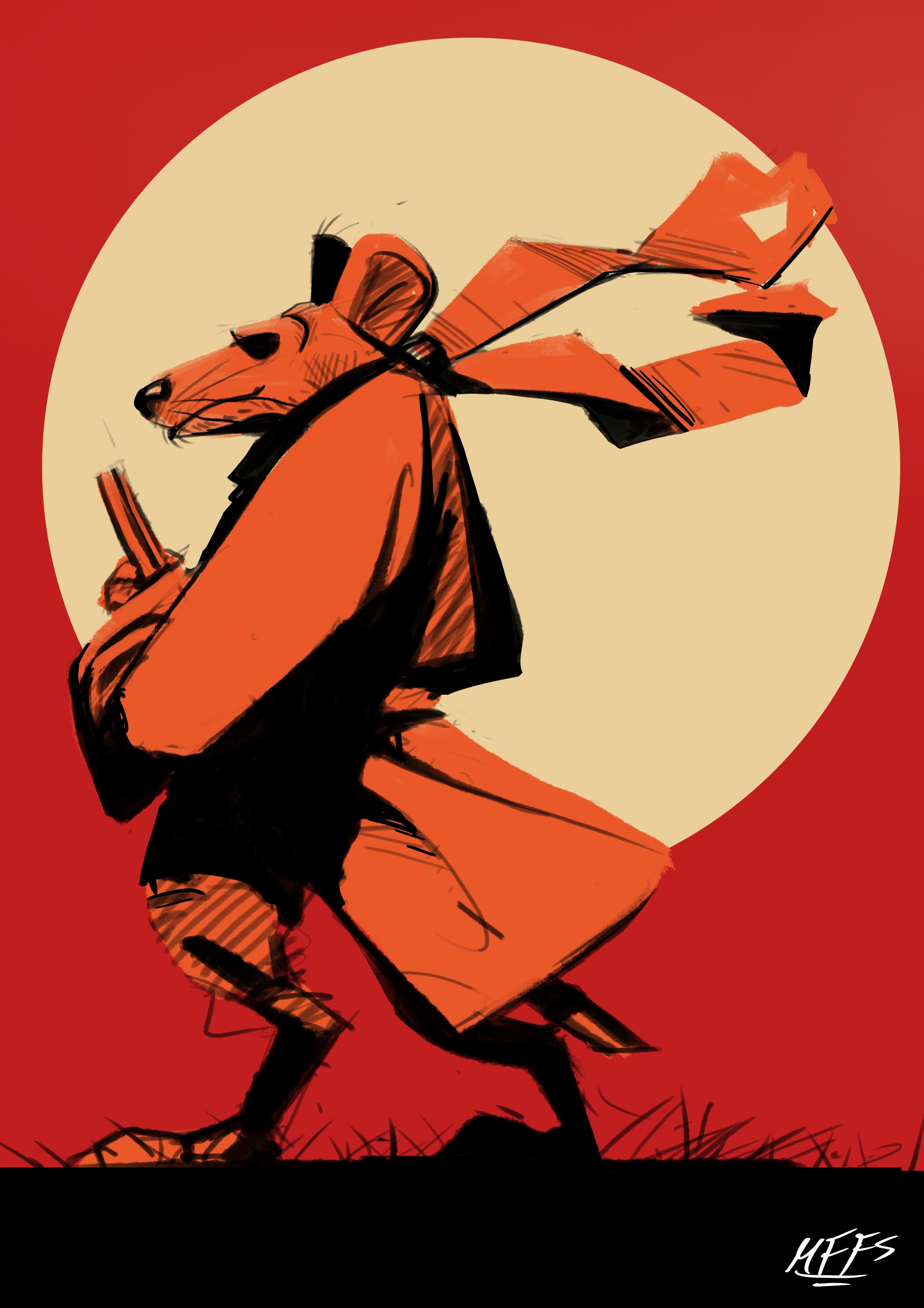 Ninja Rat
