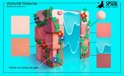 Matheus Freitas - Waterfall Material She