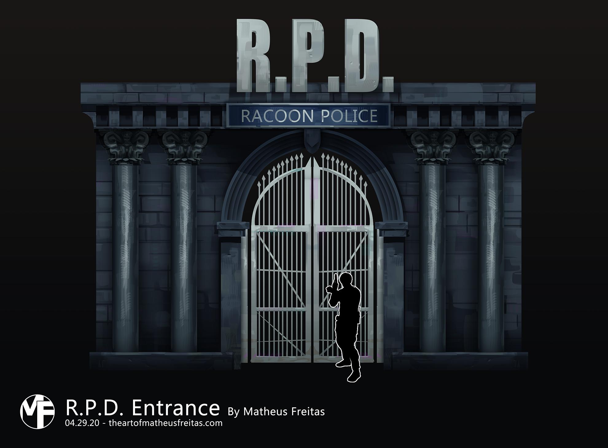 RPD Entrance