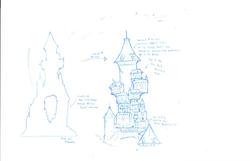 Vertical City sketch