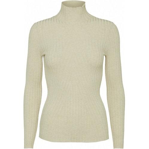 Norr - Chelsea LS Knit Top