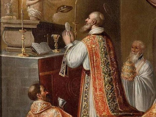 A Prayer to unite your actions to the Holy Sacrifice of the Mass