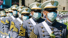 West Point forces unvaccinated Cadets to live in tents