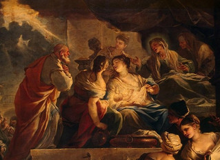 The Nativity of St. John the Baptist - June 24th