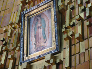 Our Lady of Guadalupe - December 12th