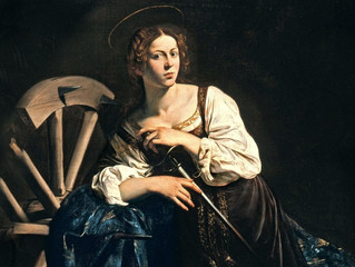 St. Catherine Of Alexandria, VM - November 25th