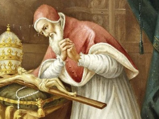 Prayer of Pope St. Pius V for the Extirpation of Heresies & Exaltation of Holy Mother Church