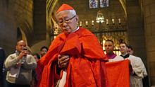 Cardinal Zen comes to Rome to meet the Pope, who has no time for him