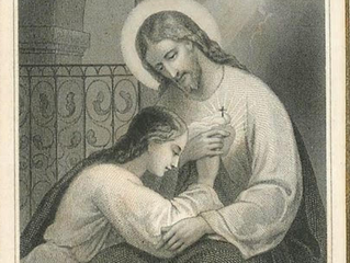 Nine Elevations of the Soul to the Sacred Heart of Jesus