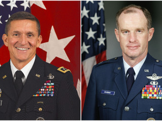 Retired Generals call for President Trump to declare martial law and investigation of treason