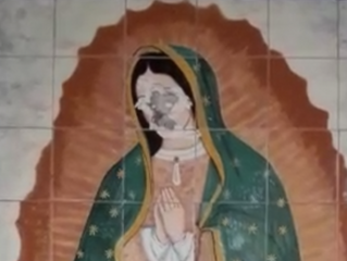 Another Church Desecrated! Men, Join the Army of the Sacred Heart