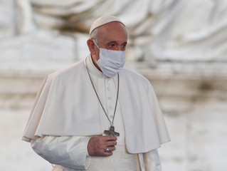 Pope Francis' call to prayerfully end the pandemic has a hidden agenda