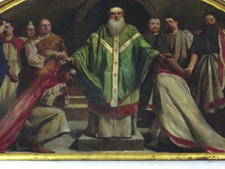 Pope Sts. Cletus and Marcellinus, M - April 26th