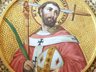 President Trump's Proclamation on 850th Anniversary of the Martyrdom of Saint Thomas Becket