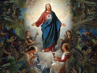 The Most Sacred Heart and the Holy Mass