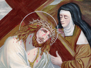 Thank you from Carmelite Nuns: praying daily and offering many sacrifices for you