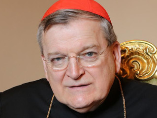Cardinal Burke: U.S. Catholic Church in 'possibly the worst crisis that it's ever experienced'