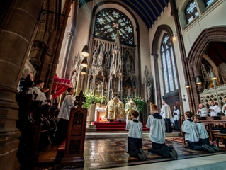 How will faithful Catholics thrive under secularism? Try the 'Village Option'