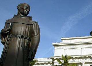 St. Junipero Serra Statue to Be Removed -   Left Prepares to Eliminate Christianity