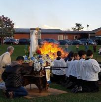 Winchester, VA - Solemnity of All Saints, 2020