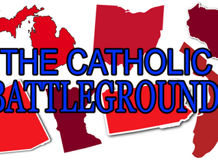 ELECTION UPDATE: Final Polls in Catholic Battleground States